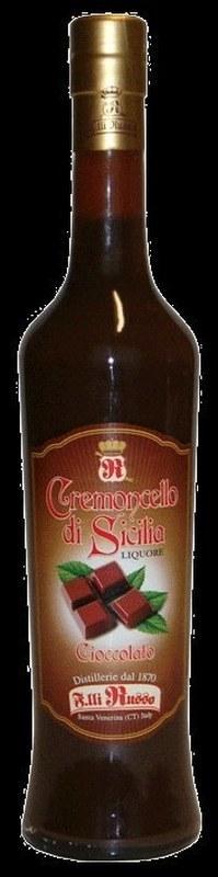 Cremoncello di Sicilia - Cioccolato