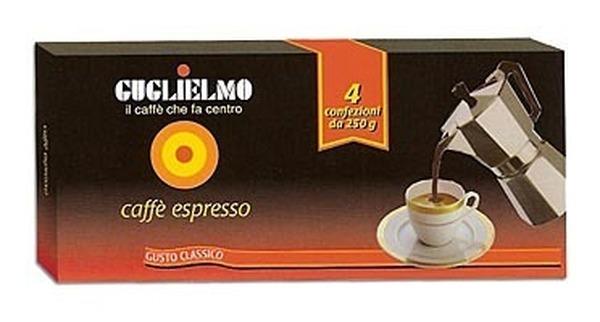 Les differents cafés